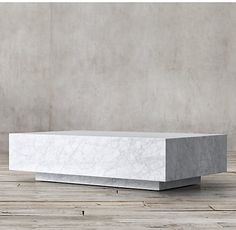 Marble Plinth Coffee Table Marble Plinth Coffee T Contemporary Coffee Table, Modern Coffee Tables, Contemporary Decor, Concrete Coffee Table, Coffee Table Design, Marble Coffe Table, Coffee Table Restoration, Restoration Hardware Chair, Home Furniture