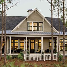 Join our homes editor, Amy Mercer, for a tour of our 2007 Tucker Bayou Idea House.
