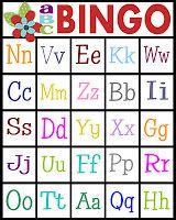 Free printable alphabet bingo game abc games pinterest abcs bingo free printable spiritdancerdesigns Gallery