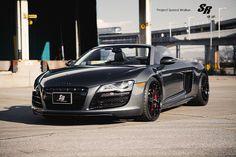 Audi R8 V10 Spyder <3 by SR Auto Group