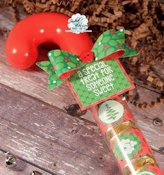 Jaded Blossom: Jaded Blossom Candy Cane tubes
