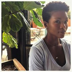 On my bad hair days, I want my hair to look like this Twa Hairstyles, African Hairstyles, Dreadlock Hairstyles, Black Hairstyles, Haircuts, Big Chop Hairstyles, Wedding Hairstyles, Curly Hair Styles, Natural Hair Styles