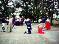 grupo de danzas folkloricas ceibo nativo -las piedras-uruguay