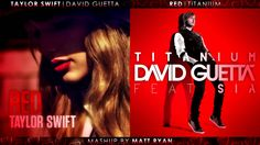 Taylor Swift Vs. David Guetta - Red (Mashup) Best Workout Songs, Fun Workouts, David Guetta, Taylor Swift, Just Love, Red