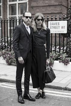 clickbytaste: Veronika Heilbrunner and Justin O'Shea