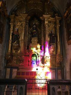 Igreja de São Francisco, Évora, Portugal.