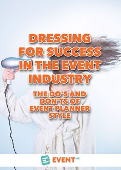 Dressing for success as an event planner can be challenging. Here are some tips for selecting outfits to style yourself on long, active work days.