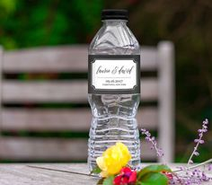 Hey, I found this really awesome Etsy listing at https://www.etsy.com/listing/482568541/water-bottle-label-template-diy-wedding
