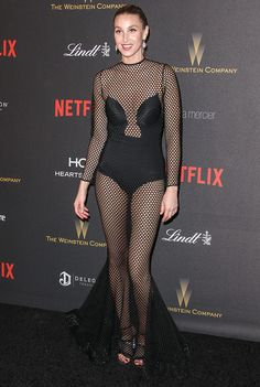 c7ef667d7e7b Whitney Port at The Weinstein Company and Netflix Golden Globes After-Party  at the Beverly