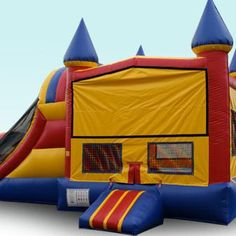Do you want to rent a bouncy castle? Check Bounce 2 Fun Jumpers Party Rentals now. They provide inflatables for rent. They also have tables and chairs, beverage dispensers, and canopies.