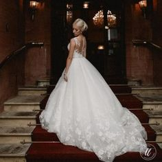 Real Bride Stella York