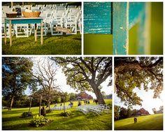 Oak Hill Wedding far