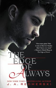 Model/Musician Benjamin Fiege - cover model portraying Andrew Parrish on the cover of THE EDGE OF ALWAYS!