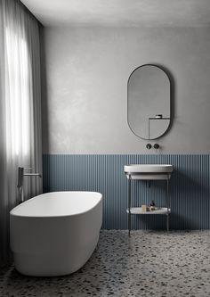 Home Interior Cocina .Home Interior Cocina Bad Inspiration, Bathroom Inspiration, Interior Inspiration, Simple Bathroom, Modern Bathroom, Colorful Bathroom, Bathroom Trends, Master Bathroom, Bathroom Ideas