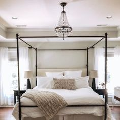 Romantic Bedroom Decor Ideas to Make Your Home More Stylish on a Budget - The Trending House Cozy Bedroom, Bedroom Decor, Bedroom Furniture, Home Furniture, Bedroom Ideas, Bedroom Designs, Scandinavian Bedroom, Bedroom Brown, Kids Bedroom