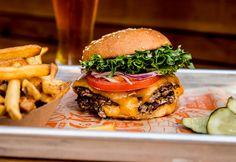 Super Duper | Fast food burgers. Slow food values. In Mission.
