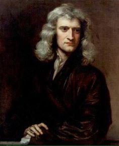El 4 de enero de 1643 nació Isaac Newton, físico, filósofo, teólogo, inventor, alquimista y matemático inglés