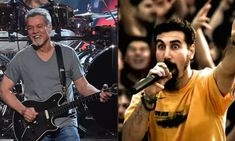 EDDIE VAN HALEN Had A 'Really Funny' Name For SYSTEM OF A DOWN