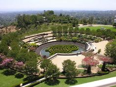 Getty Center Garden