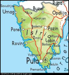 map of slovenia and italy » Path Decorations Pictures   Full Path ...