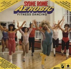 OMG!!!!!!  aerobics ~ 80s style