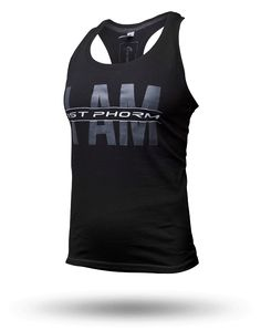 The womens (PH)orm fitting racerback is something brand new to our line, in both design and material blend. It's polyester/cotton/rayon blend is combined with dry-wicking and anti-microbial properties to keep you dry and prevent it from absorbing any body odor. This means it will withstand your intense workouts and stay fresh as ever! This racerback is also more fitted to the body, as opposed to our traditional flowy design.
