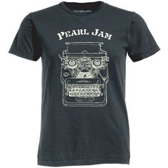 Ames Bros Pearl Jam 2006 Pittsburgh T-Shirt