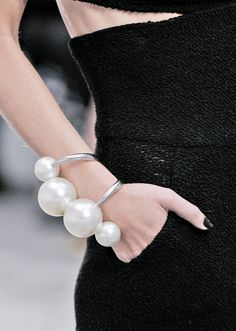 Chanel - Fall 2013.  Only class A people can appreciate...Chanel is for the real woman with impeccable and exquisite taste!