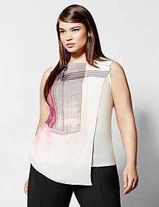 Lane Bryant announces new runway inspired collection The new Lane Bryant collection offers apparel and accessories inspired by the runway, allowing customers to build a fashion-forward, versatile wardrobe.