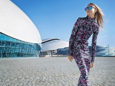 מטאל + סוצ׳י  /////////////////   Sochi fashion 2014 - Tom Ford; sunglasses 3.1 Phillip Lim