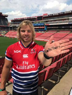 Faf de Klerk is going to Be There when the Emirates Lions host the Cell C Sharks, are you? Super Rugby, Emirates Airline, Sharks, Lions, Childhood Memories, Pride, Yoga, Random, Inspiration