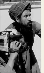 An exhibition of videos and photographs of Afghanistan documenting the last days of the Soviet invasion, the resulting civil war, and the post-Cold War era.