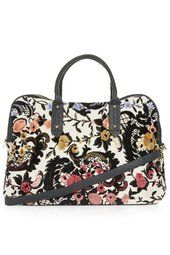 Tapestry Luggage Bag