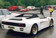 1988 Koenig Ferrari Testarossa Spider 1