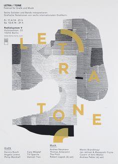 Posters 2010 - 2015 - Damien Tran