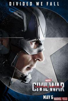 Captain America | Captain America: Civil War Posters | Marvel.com
