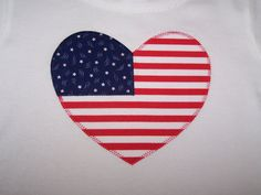 my heart beats red, white, & blue