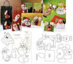http://www.multymoldes.blogspot.it/2009/11/decoracion-navidena-en-fieltro.html