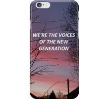 """New Generation"" 5SOS Inspired Design iPhone Case/Skin"