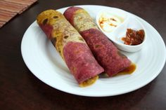 Healthy Colourful Paratha | Beets and Carrot Paratha ~ Easy Lunch Box Recipe for Kids | Spice Your Life.