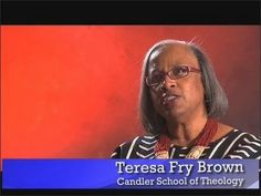 Preaching Moment 245: Teresa Fry Brown answering question - What's a Good Preacher?