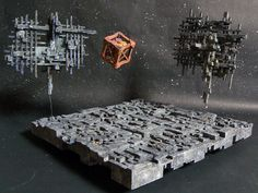 Gundam Model, Diorama, Terrarium, Dollhouse Miniatures, Terrariums, Doll House Miniatures, Dioramas