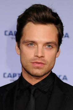 Oh my Sebastian Stan :)))