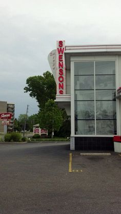 Swensons is good for you! (Drive-in sort of restaurant in Akron Ohio)