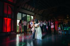 The First Dance of the Bride and Groom for an Easter Sunday wedding | Photography by http://www.babbphoto.com/