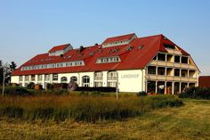 Schloss am Haff: Der Landhof in Stolpe auf Usedom
