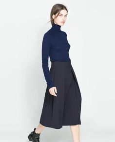 Image 2 of EXTRA-FINE SWEATER from Zara