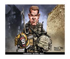 Paul Combs's Page - Fire Engineering Training Community Firefighter Memes, Wildland Firefighter, Volunteer Firefighter, Cross Iron, Police, Fire Art, Fire Starters, Cartoon Pics, Fire Department