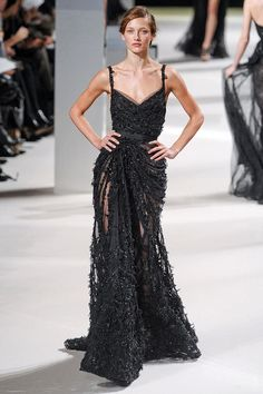 Elie Saab - Haute Couture collection SS 2011