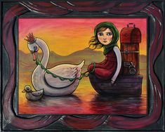 Distinction Gallery | Original Art Available by Gabe Leonard, Kelly Vivanco, Jana Brike...